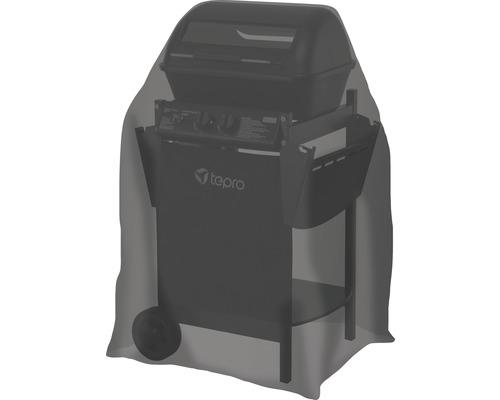 Housse de protection Tepro pour barbecue à gaz petit 60x100x90 cm noir