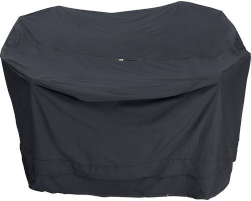 Housse de protection pour petit set de meubles de jardin Tepro ronde de 200 x 200 x 95cm