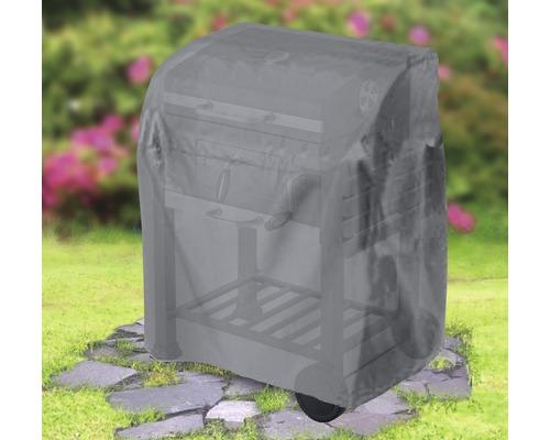 Housse de protection pour chariot de barbecue Tepro ovale de 48,3 x 104,1 x 101,6cm
