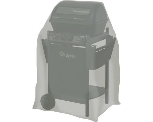 Housse de protection Tepro pour barbecue à gaz petit 60x100x90 cm polyester noir