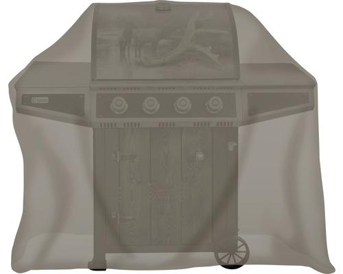 Housse de protection pour barbecue au gaz Tepro de 62,2 x 142,2 x 111,7cm