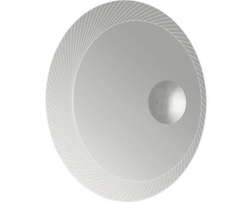 Miroir éclairé à LED Tessin avec miroir cosmétique 100 cm 45011 IP 44 (protection contre les corps étrangers et les projections d''eau)