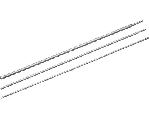 Kit de forets à pierre Pattfield 3 pièces 100cm