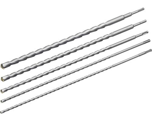 Kit de 5 forets à pierre Pattfield 60cm