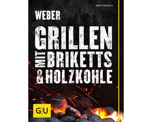 Livre de recettes barbecue Weber Comment faire un barbecue avec des briquettes et du charbon de bois