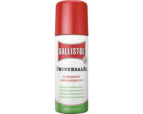 Huile universelle spray Ballistol 50ml