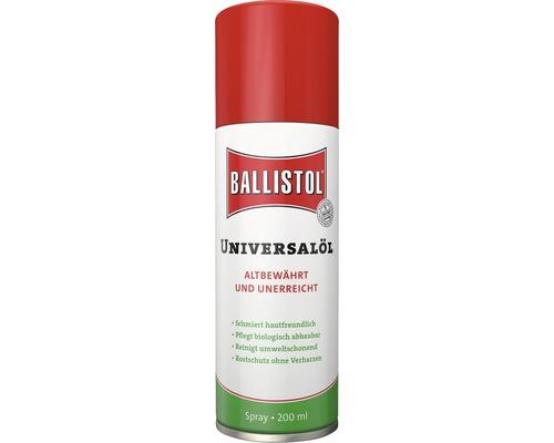 Huile universelle spray Ballistol 200ml