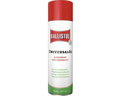 Huile universelle spray Ballistol 400ml