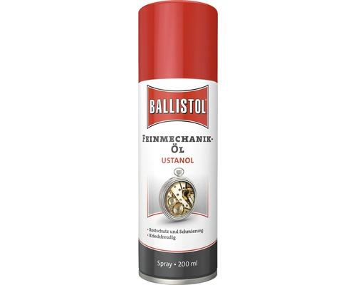 Huile pénétrante spray Ustanol Ballistol 200ml