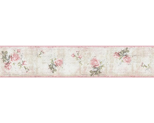 Frise Only Borders 995665-1 Roses beige 5 m x 13 cm