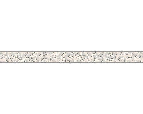 Frise Only Borders 996209-1 ornement blanc 5 m x 5 cm
