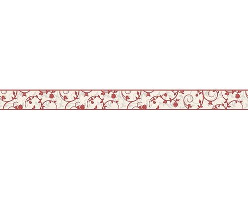 Frise Only Borders 996213-1 rameau rouge 10 m x 5 cm