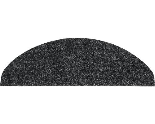 Marchette d''escalier Paris anthracite 26x65 cm