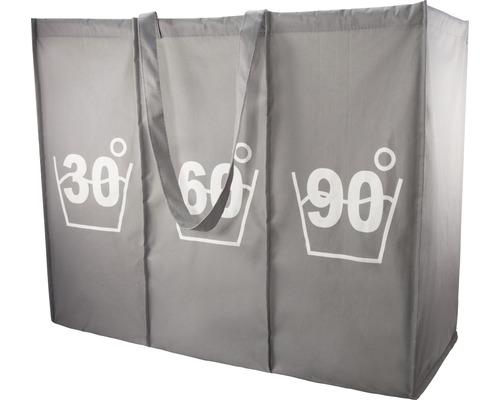 Bacs pour trier le linge de 30°60°90°