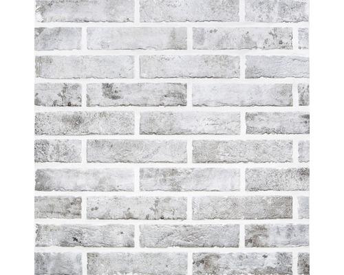 Listel Brick Antica Fornace bianco 6x25cm
