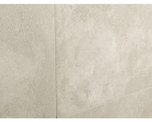 Lambris en PVC Element Compact Classic béton gris 8x375x1200 mm