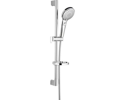 Garniture de douche AVITAL Drina, longueur de la barre de douche 600mm
