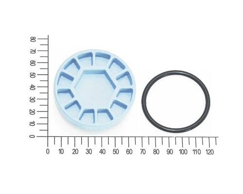 Vis de purge pour préfiltre avec anneau pour distributeur d''eau à usage domestique FQ-HWA 3.300 (5813013)