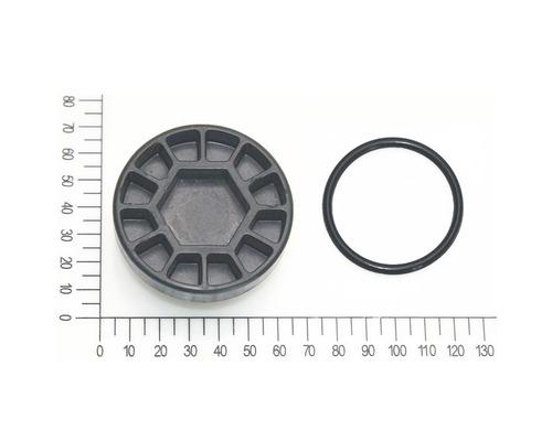 Vis de purge pour préfiltre avec anneau pour pompe de jardin FQ-GP 4.000 (5813016)