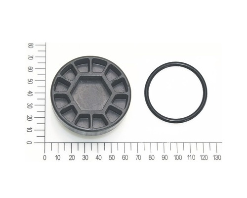 Vis de purge pour préfiltre avec anneau pour pompe à usage domestique FQ-HW 4.000 (5813004)