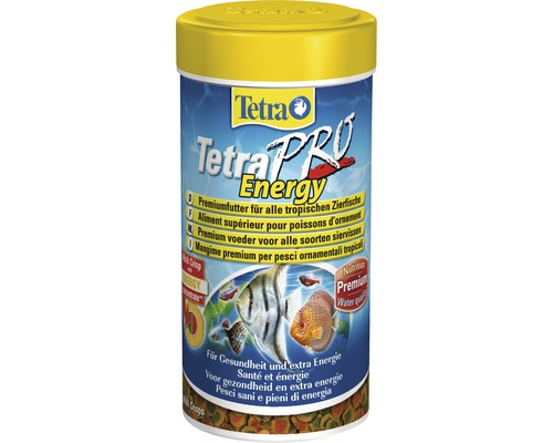TetraPro Nourriture pour poissons Energy 250 ml