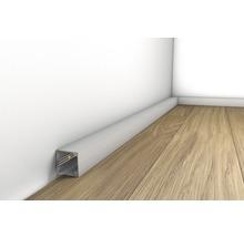 Canal LED pour plinthes à LED opale 22x2500 mm-thumb-2
