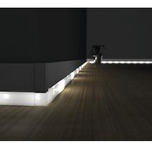 Canal LED pour plinthes à LED opale 22x2500 mm-thumb-3