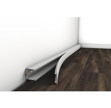 Canal LED pour plinthes à LED opale 22x2500 mm-thumb-5