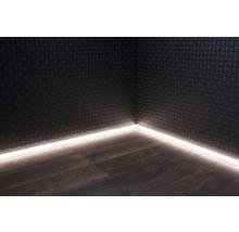 Canal LED pour plinthes à LED opale 22x2500 mm-thumb-10