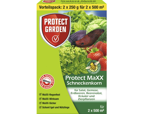 Anti-limaces Protect Home Protect MaXX 500g
