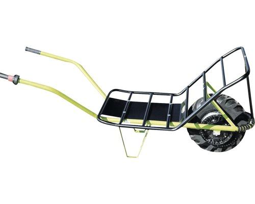 Structure complémentaire pour brouette à deux roues