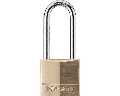 Cadenas Master Lock largeur 40 mm, longueur d'étrier 51 mm 140EURDLH