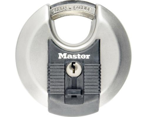Vorhängeschloss Diskus Master Lock Edelstahl 70 mm