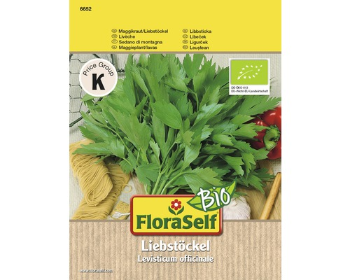 Livèche FloraSelf Bio semences de fines herbes