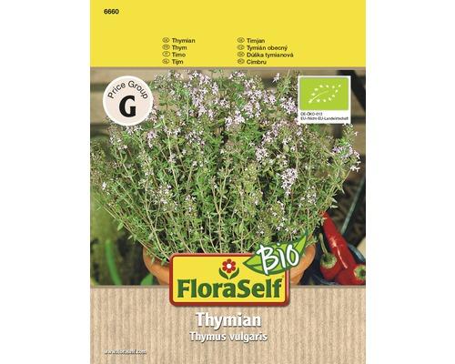 Thym bio semences de fines herbes FloraSelf®