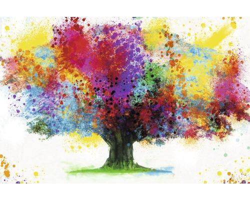 Poster Coloured Tree 61x91,5cm
