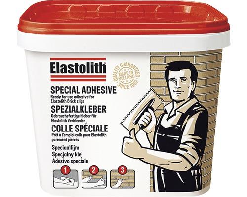 Colle spéciale pour plaquettes de parement en résine synthétique 15 kg brun