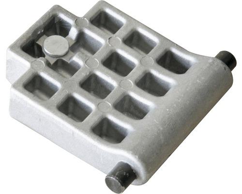 Plaque de pression/contre-pression pour broyeur électrique silencieux for_q FQ-ELH 2500