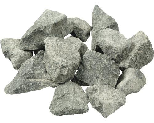 Pierres de taille vertes 32-56 mm, 20 kg