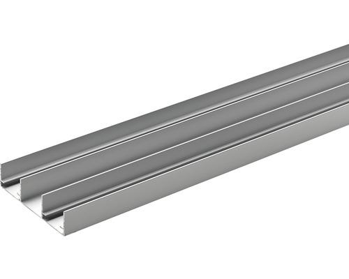 Führungsprofil Alu SlideLine 16plus, 200 cm