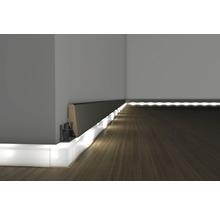 Canal LED pour plinthes à LED opale 22x2500 mm-thumb-4