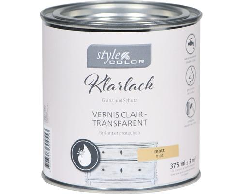 Klarlack für Kreidefarbe StyleColor matt 375ml