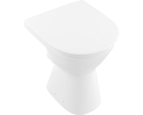 Villeroy & Boch erhöhtes Tiefspül-WC O.novo Vita weiß stehend 46831001