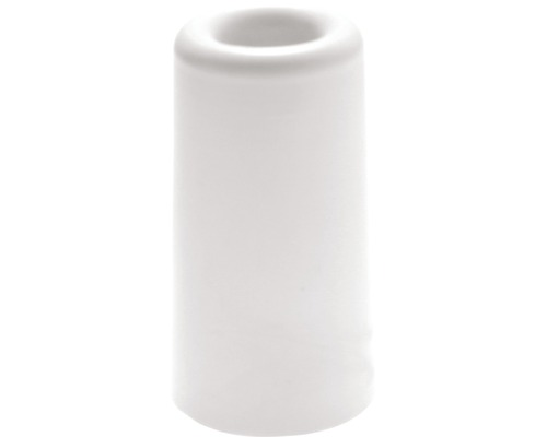 Butoir de porte Deltafix blanc Ø 40 x H 75mm
