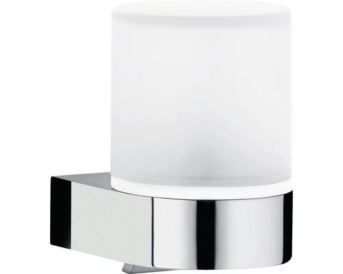 Distributeur de lotion KEUCO Edition 300 30052019000 chromé cristal véritable mat