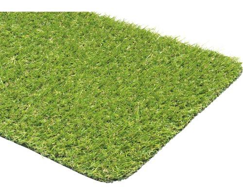Gazon synthétique Melbourne avec drainage vert largeur 400 cm (au mètre)-0