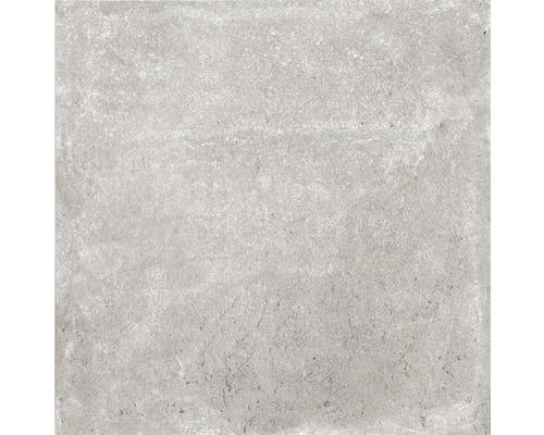 Carrelage pour sol en grès cérame fin Siena bianco 61x61cm