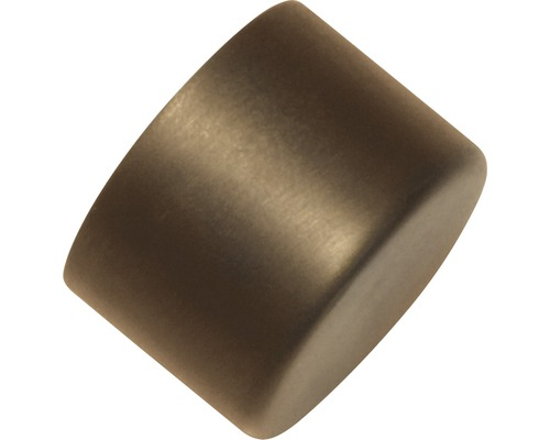 Embout Windsor bronze Ø 25mm, lot de 2