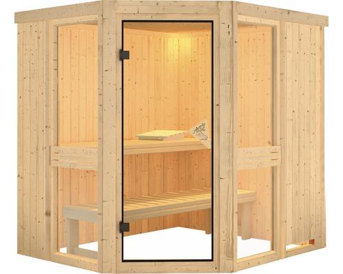 Sauna modulaire