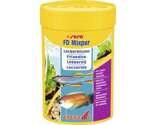 Fischfutter sera FD Mixpur 100 ml